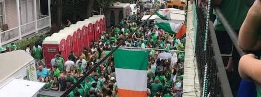 St. Patrick's Day Block Party