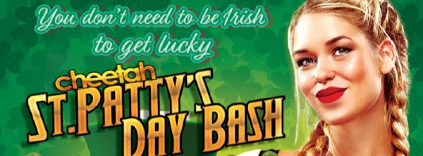 Cheetah's St. Patty's Day Bash!