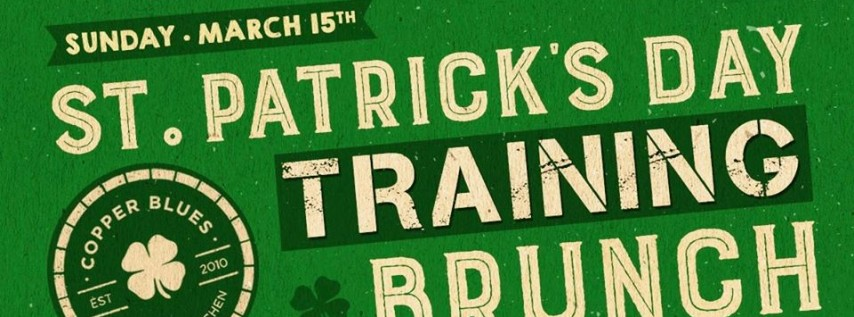 St. Patrick's Day Training Brunch