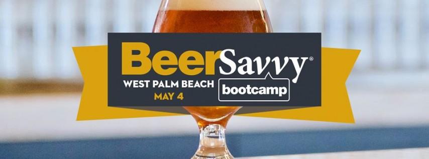 West Palm Beach, FL Cicerone® BeerSavvy Bootcamp