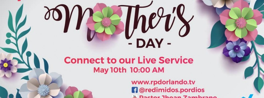 Mother's day Special Live Service