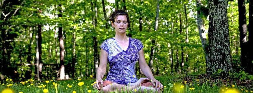 EcoWalk: Meditation in the Parks at Red Bug Slough