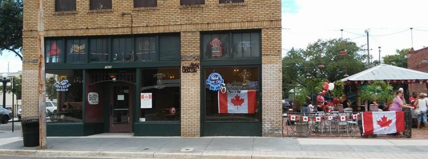 Covid Canada Day in Tampa Bay