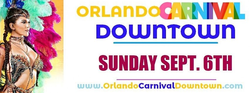 Orlando Carnival Downtown 2020