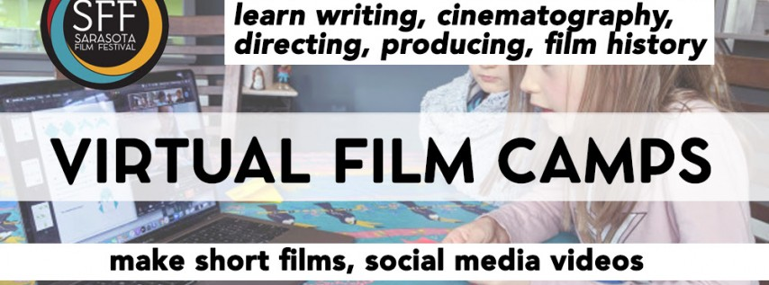 Virtual Film Camps This Summer