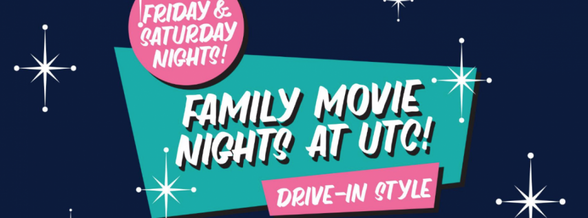 Free Summer Drive-In Movie Nights
