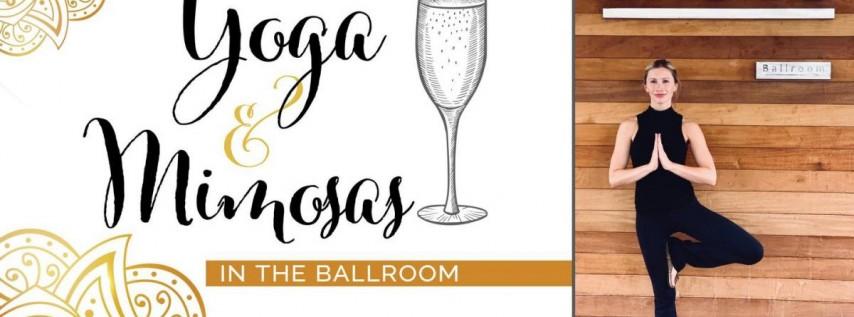 Yoga & Mimosas