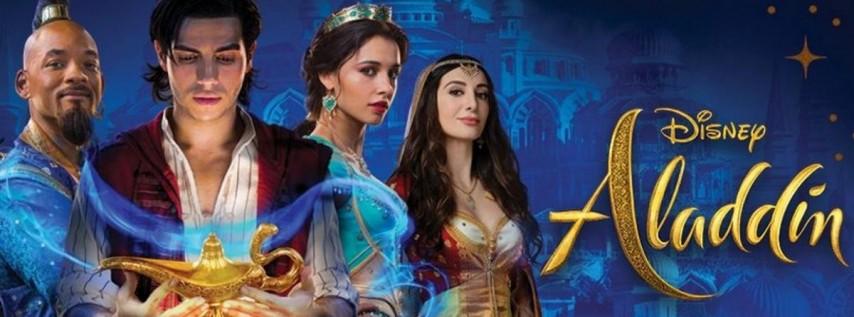 Free Movies Pier 60: Aladdin/PG