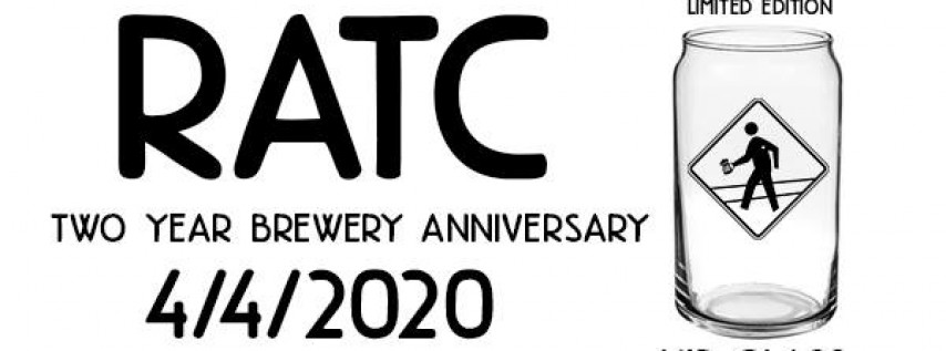 Two Year Brewery Anniversary Party