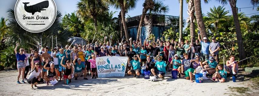 Brave Ocean Gandy Beach Cleanup