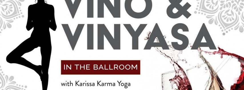 Vino & Vinyasa