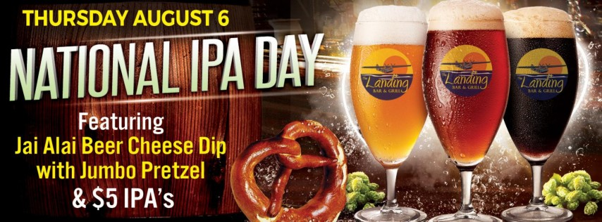 National IPA DAY at The Landing