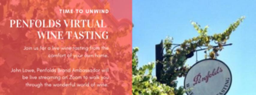 Penfolds Virtual Wine Testing