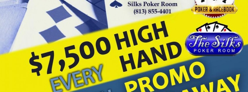 TGT & Silks Poker Dual Room Promo Sept 28th