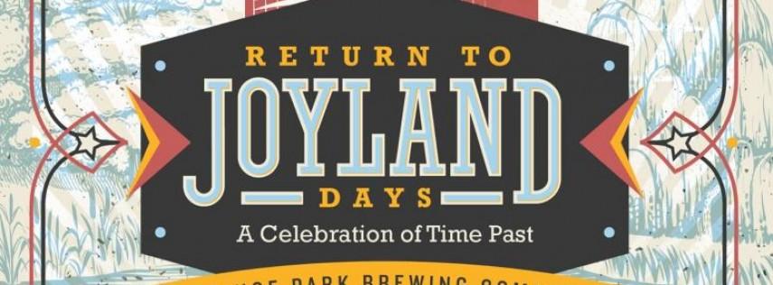 Return to Joyland 2020 Weeklong Event
