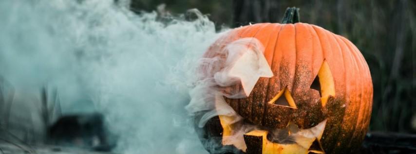 Halloween Costume Bash on the Island