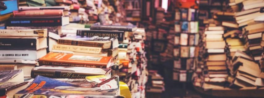 Literary Yard Sale