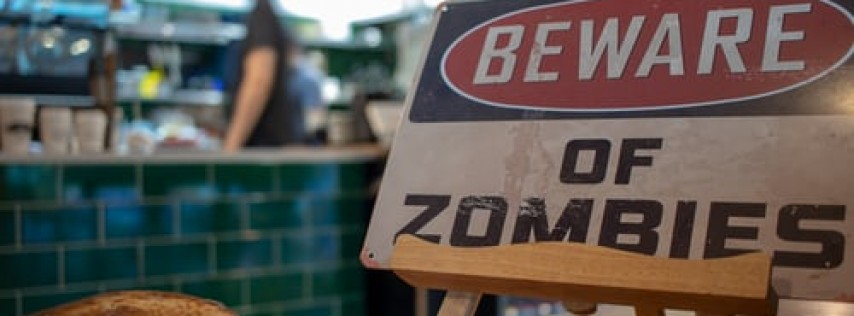 Deep Creek Zombie Apocalypse Paintball shoot & King of the Deep Bounty Hole