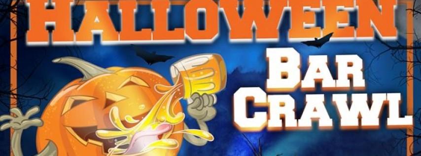 Halloween Bar Crawl - Tampa - Masked Up
