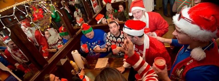3rd Annual 12 Bars of Christmas Bar Crawl® - Charlotte