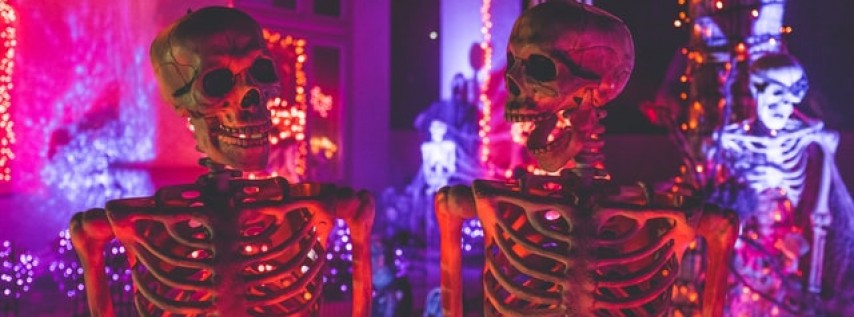 The Haunted Spookeasy Murder Mystery Party