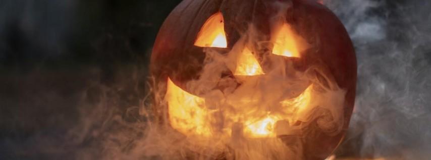 SHOTS Asylum for Halloween in Downtown Orlando