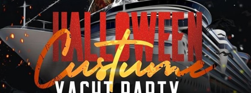 Halloween Costume yacht party NEW YORK CITY @ CABA
