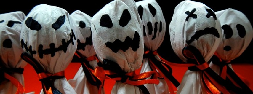 Urban Air Port Richey Halloween Night of Candy