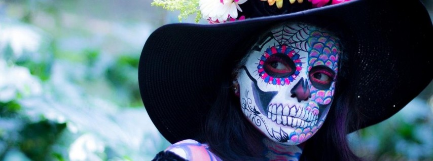 Sugar Skull Painting, Sipping & Tacos