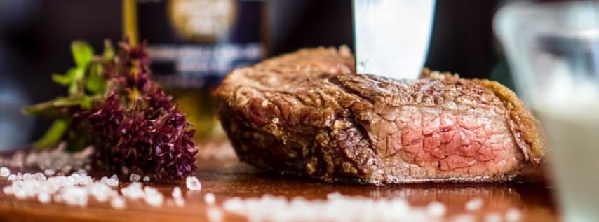 $14.99 Steak & Wine Wednesday's | The Woodlands & N. Houston