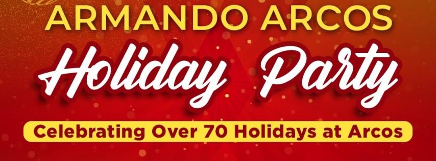 Armando Arcos Holiday Events