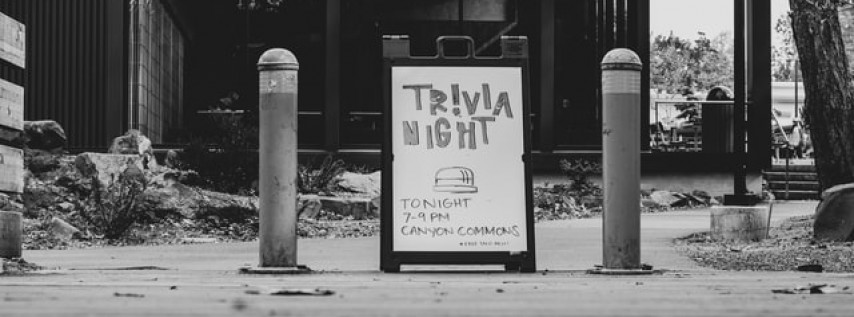 Trivia Nation Free Live Trivia at Whiskey Row Wednesday's at 7PM