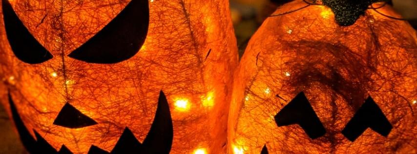 Full Moon Halloween Party | M. Bird