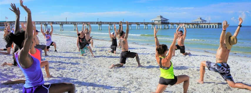 Thanksgiving Family Bootcamp (on sand)