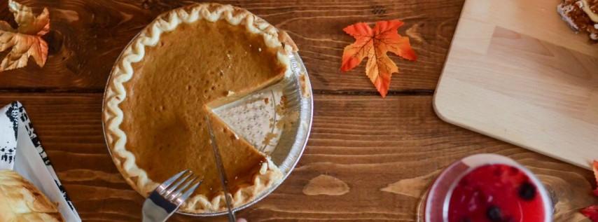 Kids' Thanksgiving Desserts Class $35