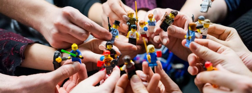 LEGO 'TACO 'bout being thankful' workshop
