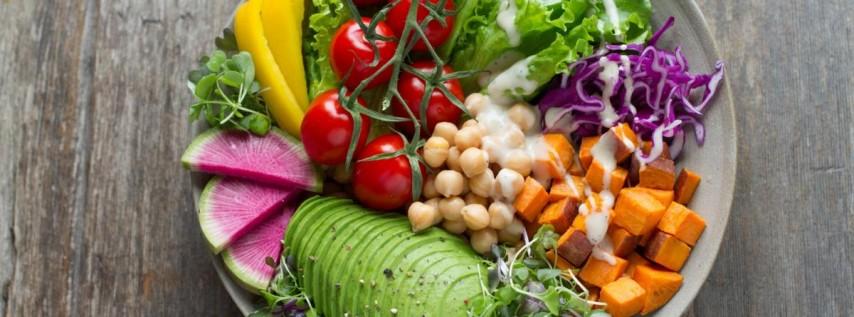 Thanksgiving Vegan Potluck!!