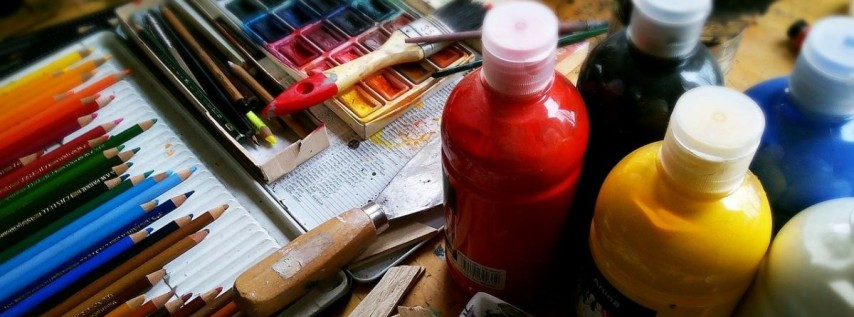 Painting with a Purpose - Blessing Bags Project