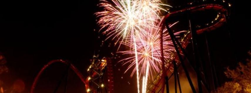 Busch Gardens New Year 39 S Eve 2014 Tampa Fl Dec 31 2013