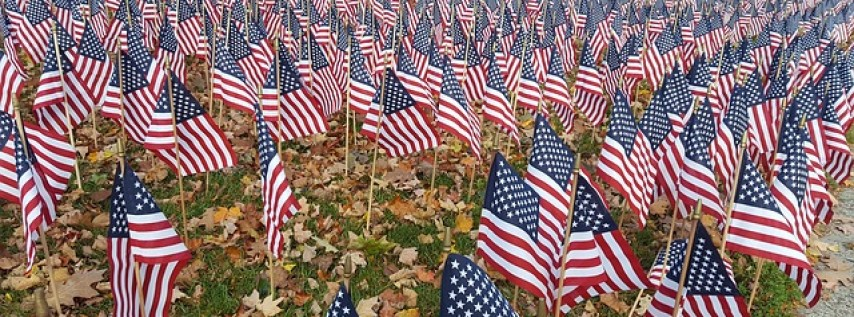 Spend Veteran's Day Among Us!