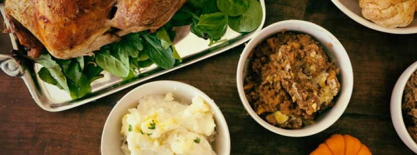 Thanksgiving 3-Course Menu