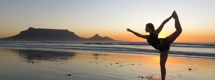ThanksGiving Day Beach Yoga - Ft Lauderdale