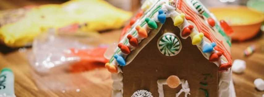 Community Gingerbread House Competition Registration