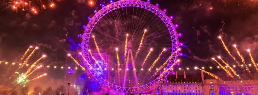 New Year's Eve 2020 | Club Prana