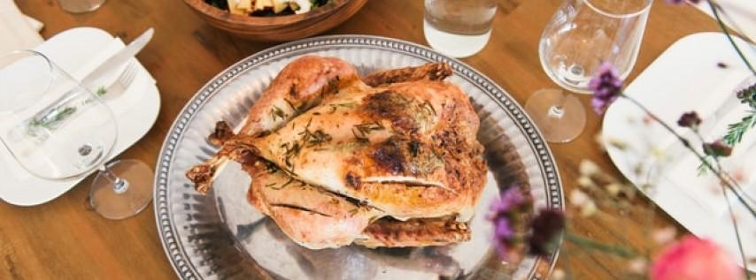 Thanksgiving at Ipanema