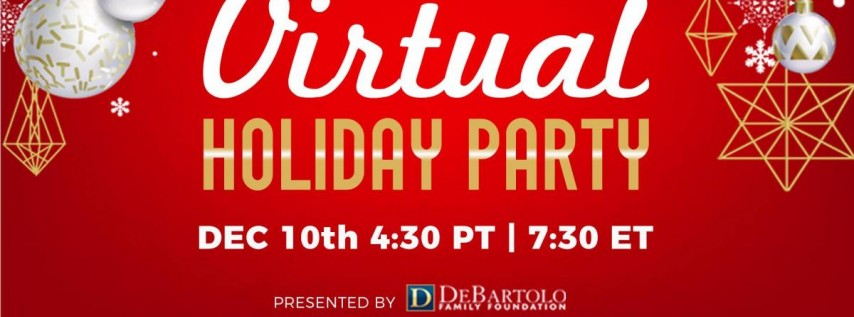 Power of Giving Virtual Holiday Party - FREE REGISTRATION!