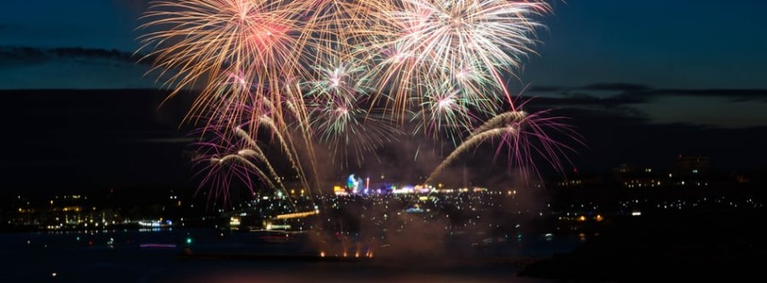 New Year's Eve 2021 Pitbull Worldwide