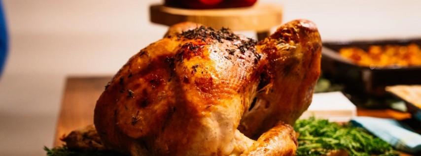 Thanksgiving at Anchor & Brine