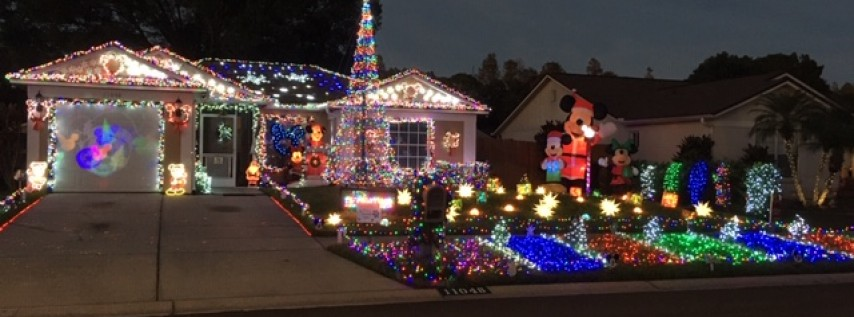 Most Famous Christmas House In Tampa