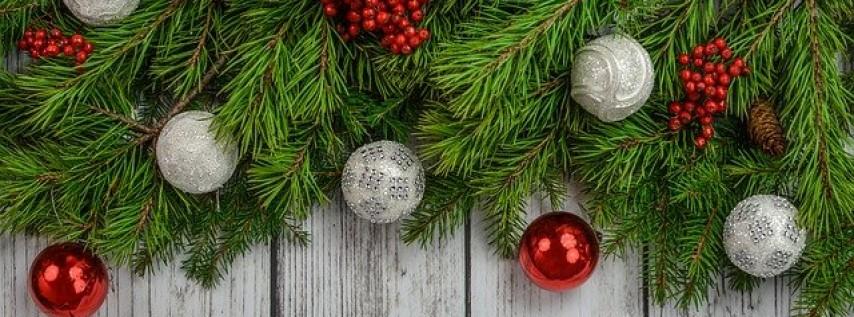 Christmas market Dec 5th 1-6pm